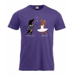 """T-paita """" Tanssivat mäykyt """""""